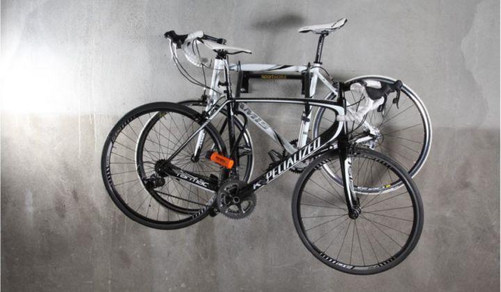 Interbay väggmonterat cykelställ    Sportwor