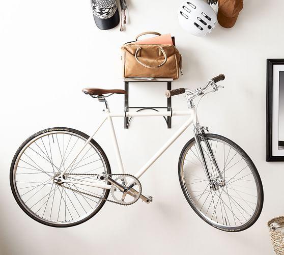 Väggmonterad cykelställ    Keramik Ba
