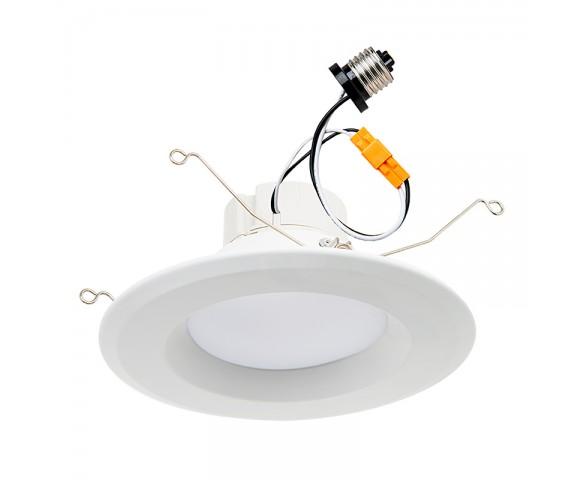 LED infälld belysningssats för 5
