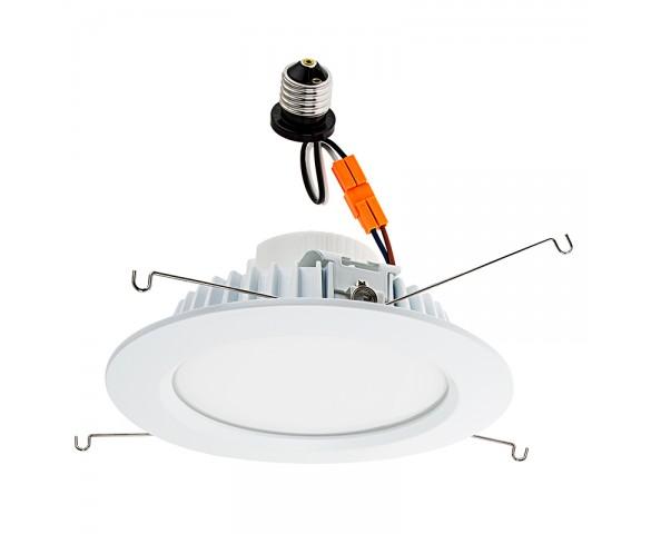 LED infälld belysningssats för 6