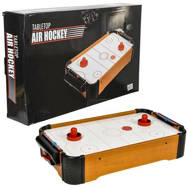 Air Hockey Table Sports Bordsleksaker Batteridrivna |  eBay i.