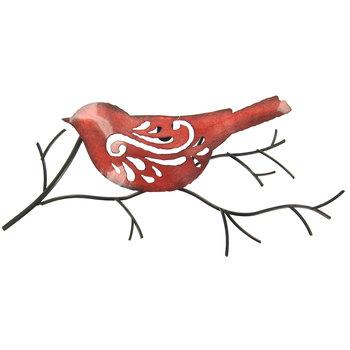 Bird On Branch Metal Wall Decor    Hobby Lob