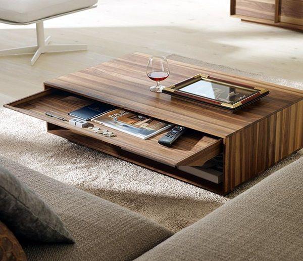 Vad är din ideala soffbordsidé?  Vi är säkra på att du har.