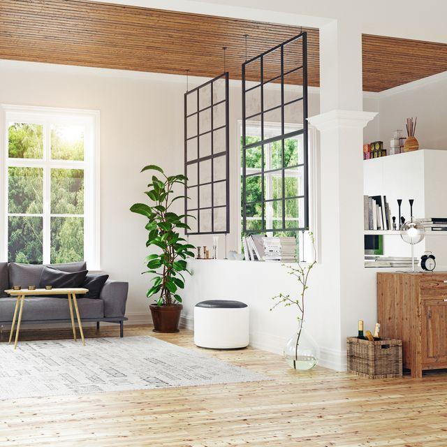 20 kreativa DIY-rumsdelare - Bästa rumsdelare