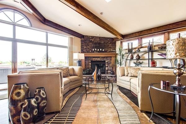 Mission Style Decorating för ditt hem |  Hem M