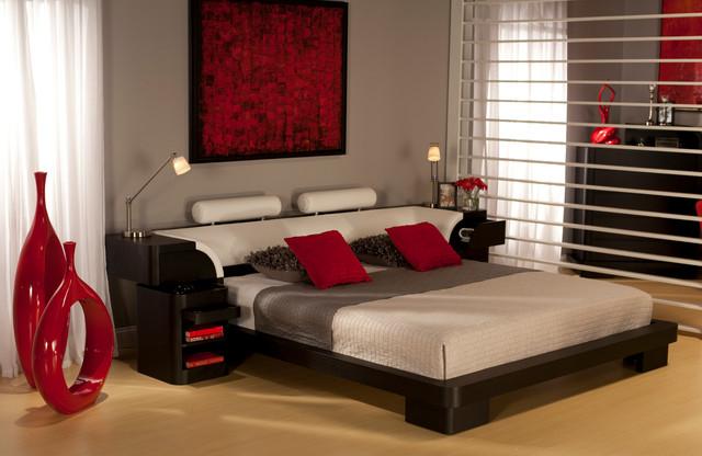 The Legacy Bedroom Set - Asian - Bedroom - Miami - av El Dorado.
