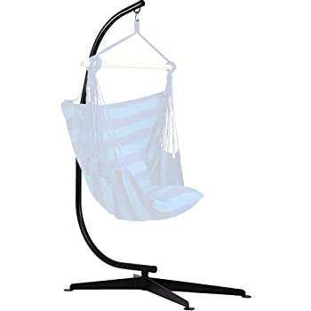 Amazon.com: FDW hängmatta stolar hängande hängmatta stativ, C.