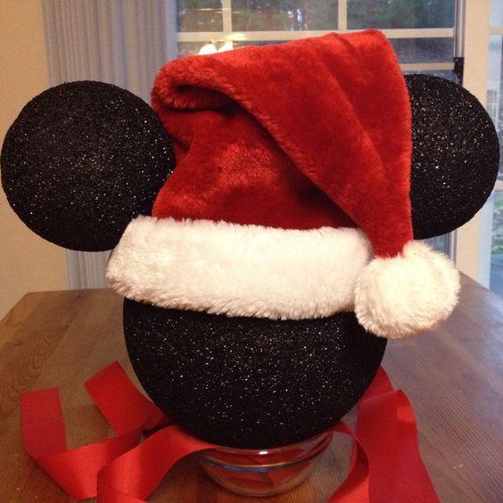 Disney-julidéer |  Disney julgranstoppare, Disney.