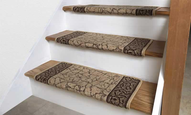 Hur man installerar mattans trappsteg på din trappa - Pil.