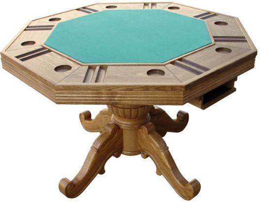 PokerOutlet.com-fri skepp anpassade pokertabeller och toppar, kortbord.