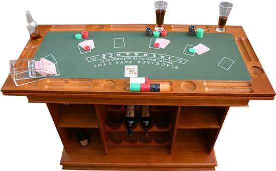 PokerOutlet.com-gratis skepp anpassade pokertabeller och toppar, kortbord.