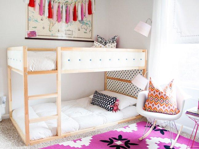 31 IKEA våningssänghackar som gör att dina barn vill dela en ro