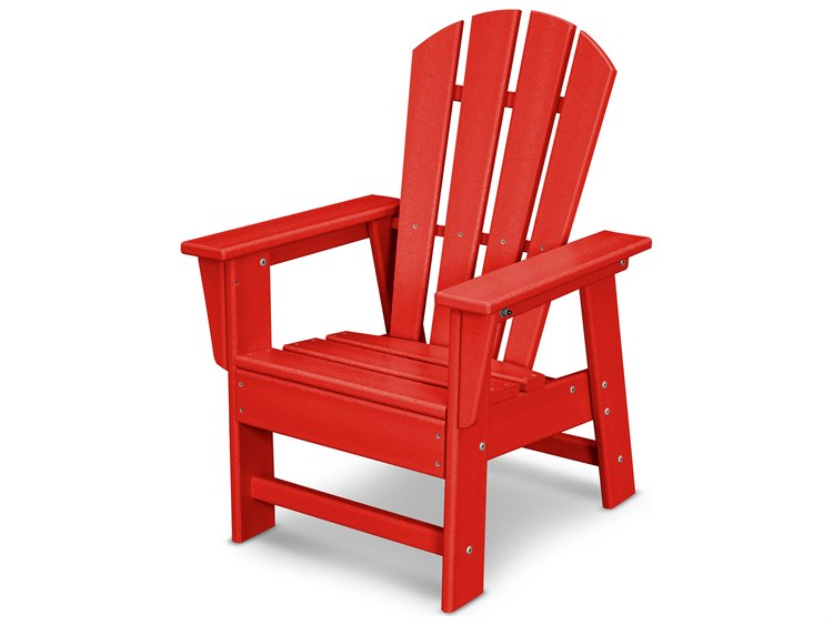 POLYWOOD® Adirondack-stol i återvunnen plast    PWSBD