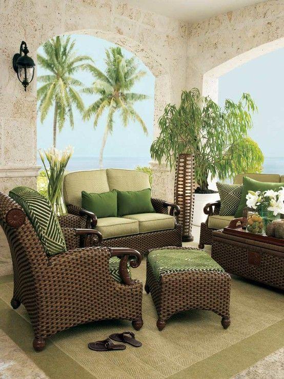 Tommy Bahama Style Decorating |  Samla Samla detta nu för senare.