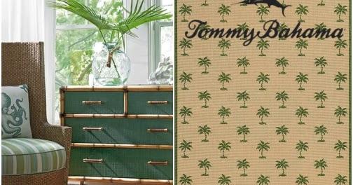 Tommy Bahama Island Möbler & Dekorationer - Kustnära.