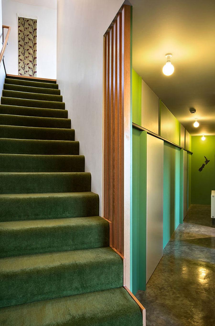 7 hus i Nya Zeeland med modern design och fantastisk utsikt