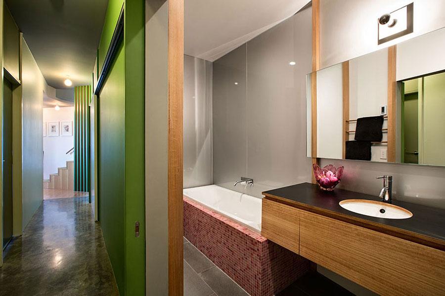 10 hus i Nya Zeeland med modern design och fantastisk utsikt