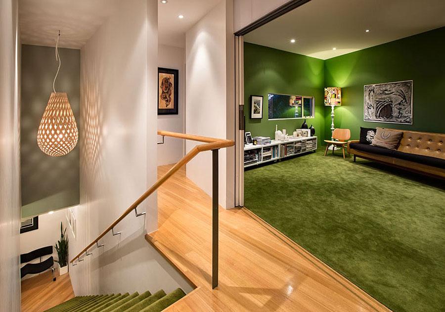 11 hus i Nya Zeeland med modern design och fantastisk utsikt