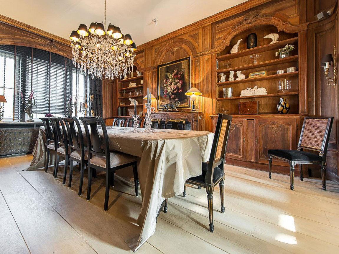 Ett vackert och rymligt belgiskt hus i Uccle-8 Ett vackert och rymligt belgiskt hus i Uccle