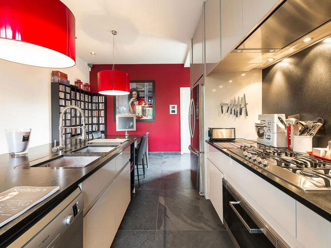 Ett vackert och rymligt belgiskt hus-i-Uccle-7 Ett vackert och rymligt belgiskt hus i Uccle