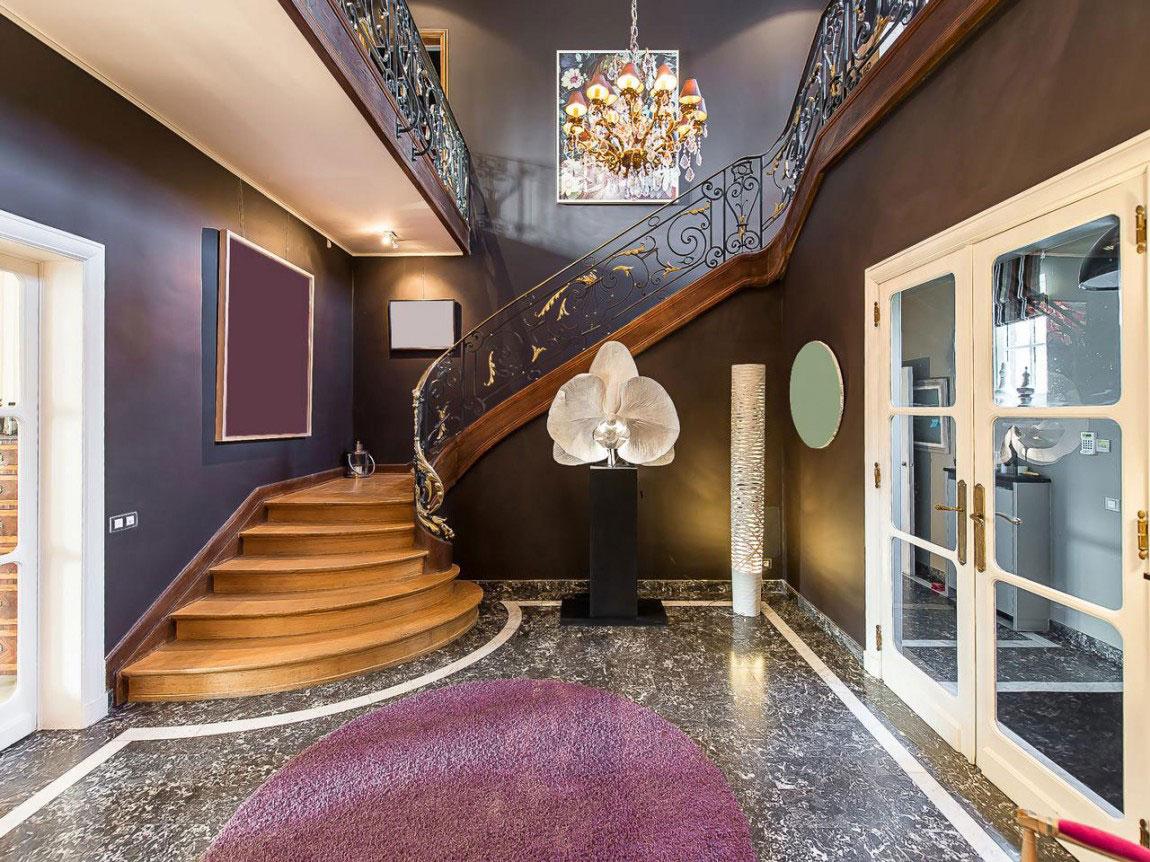 Ett vackert och rymligt belgiskt hus i Uccle-9 Ett vackert och rymligt belgiskt hus i Uccle