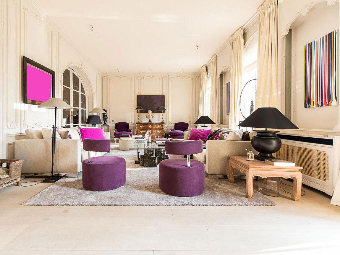 Ett vackert och rymligt belgiskt hus i Uccle-3 Ett vackert och rymligt belgiskt hus i Uccle