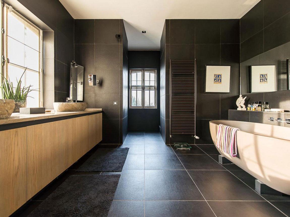 Ett vackert och rymligt belgiskt hus-i-Uccle-17 Ett vackert och rymligt belgiskt hus i Uccle