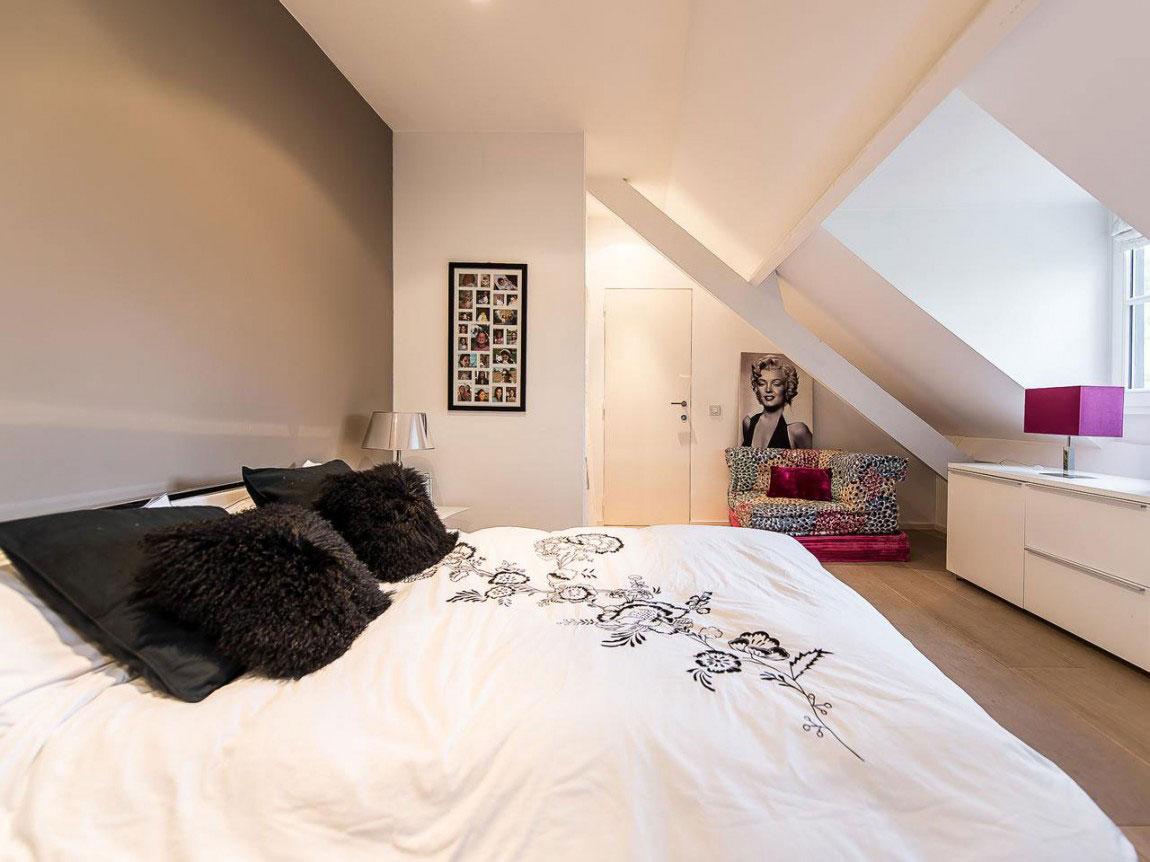 Ett trevligt och rymligt belgiskt hus i Uccle-16 Ett trevligt och rymligt belgiskt hus i Uccle
