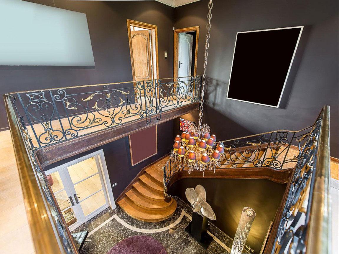 Ett vackert och rymligt belgiskt hus-i-Uccle-11 Ett vackert och rymligt belgiskt hus i Uccle