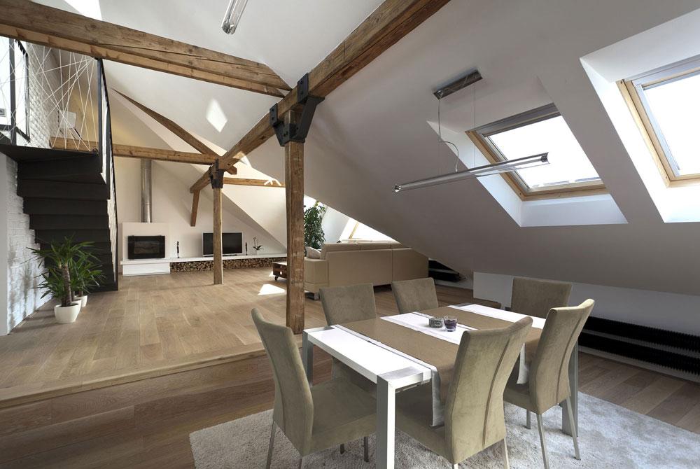Modern inredningsdesign för lägenheter av begåvade designers 5 Modern inredningsdesign för lägenheter av begåvade designers