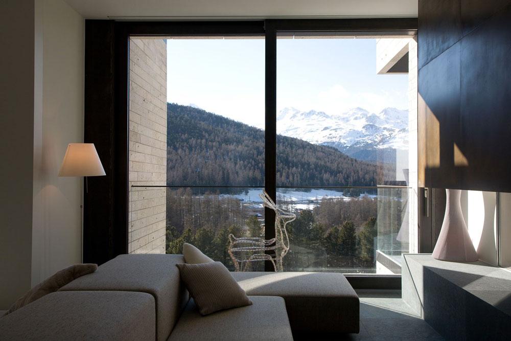 Modern inredning för lägenheter av begåvade designers 9 Modern inredning för lägenheter av begåvade designers