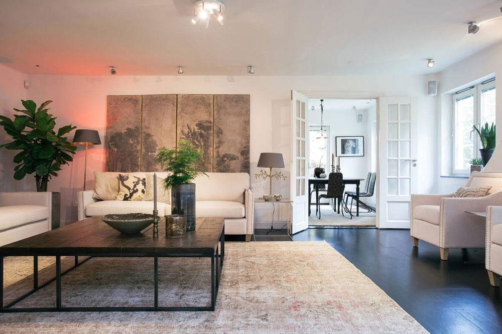 Modern inredning för lägenheter av begåvade designers 1 Modern inredning för lägenheter av begåvade designers