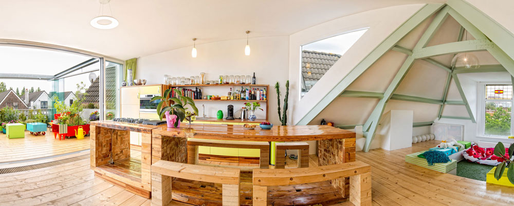Modern inredning för lägenheter av begåvade designers 7 Modern inredning för lägenheter av begåvade designers
