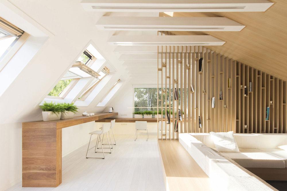Modern inredning för lägenheter av begåvade designers 10 Modern inredning för lägenheter av begåvade designers