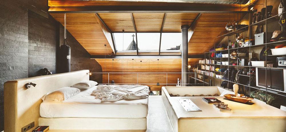 Modern inredning för lägenheter av begåvade designers 12 Modern inredning för lägenheter av begåvade designers