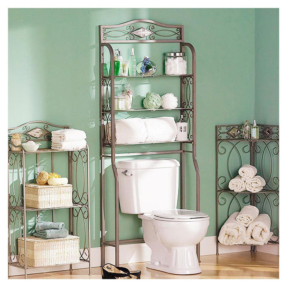 Små badrumsförvaringsidéer Små designhackar som kommer att förvandla ditt lilla badrum