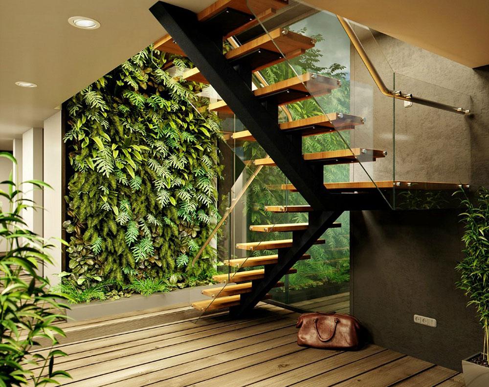 Kartik-Reddy-Cabin-in-the-Woods3 Varför moderna levande vertikala väggträdgårdar är nästa stora trend inom inredningsdesign 2019