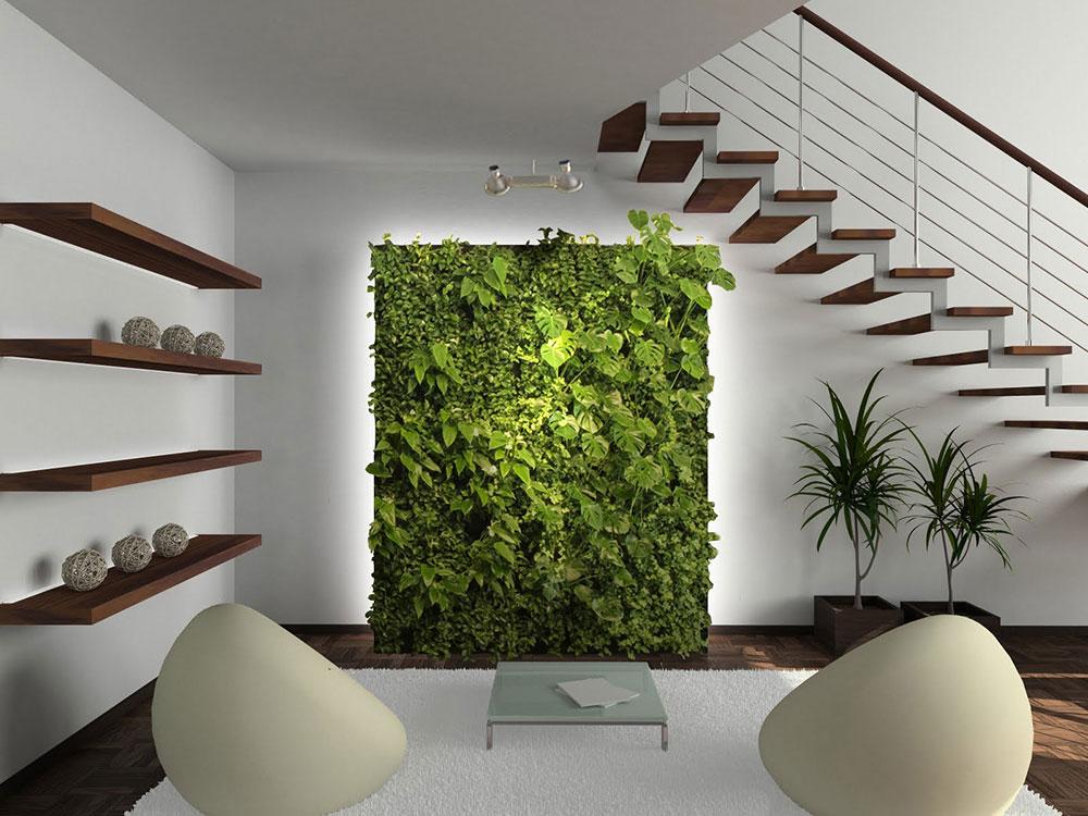 inspiration-interiör Why Modern Living Vertical Wall Gardens är nästa stora trend inom inredningsdesign för 2019