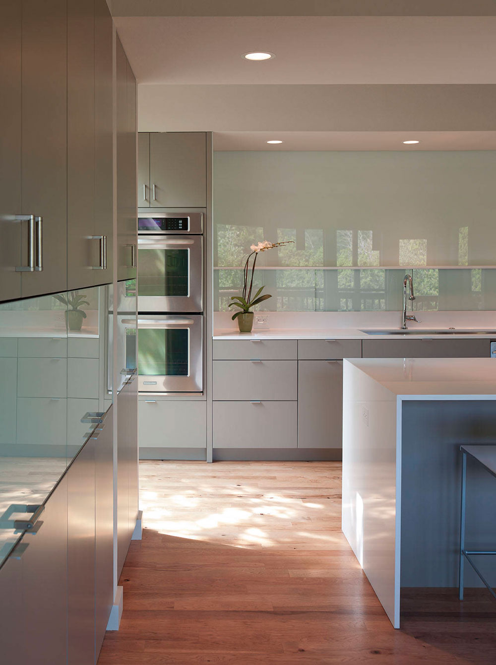 Foxtree Cove Webber Studio Architects Moderna interiördesignstilar