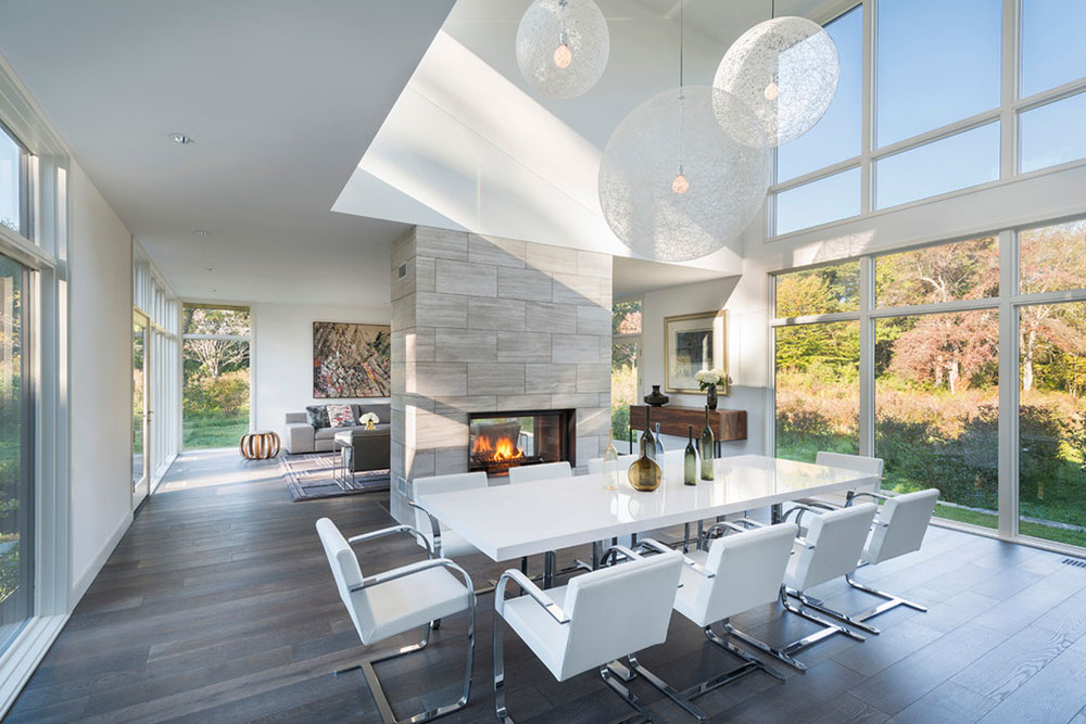 Modern-Blueberry-Farm-and-House-Flavin-Architects Moderna inredningsstilar