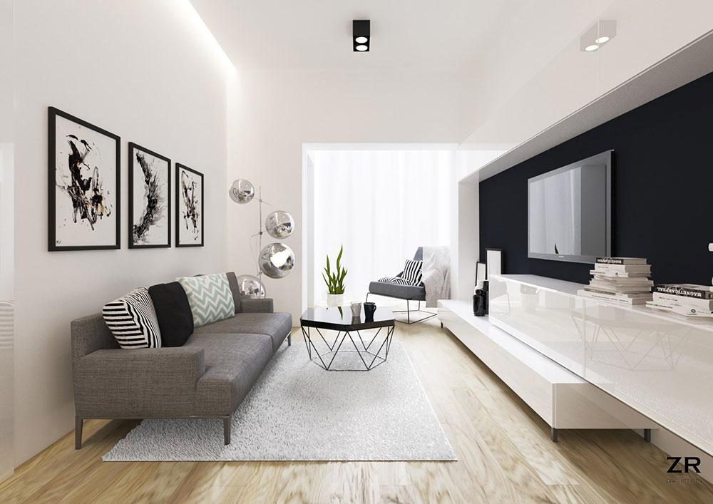 Alsemberg-ZR-Architekten Moderna inredningsstilar