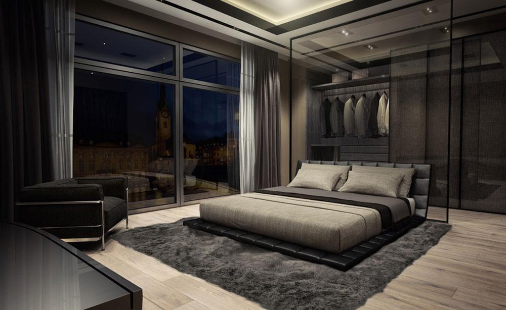 Le-Bijou-Studio-lägenhet-Le-Bijou Moderna interiörstilar
