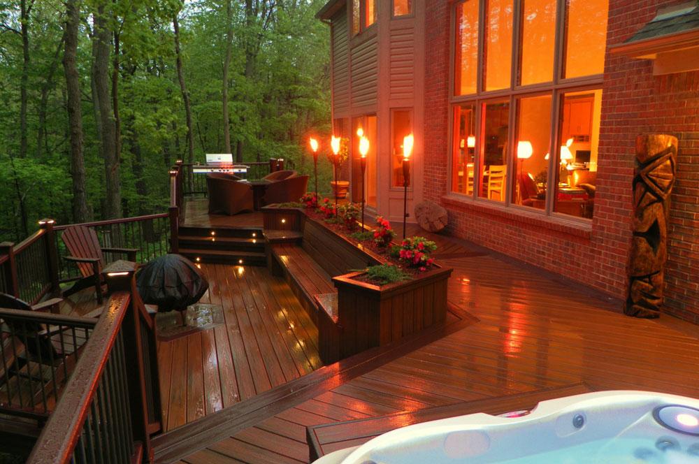 Kreativa-utomhus-däck-idéer-för-en-vacker-bakgård-9 kreativa utomhus-däck-idéer för en vacker bakgård