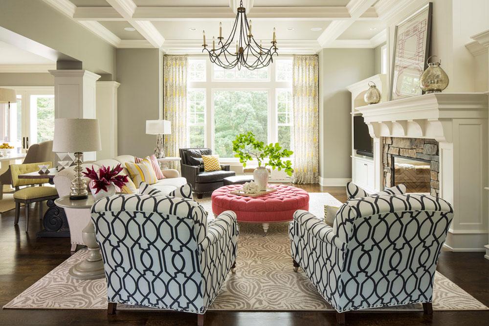 Blanda möbelstilar för ett unikt utseende5 Blanda möbelstilar för ett unikt utseende