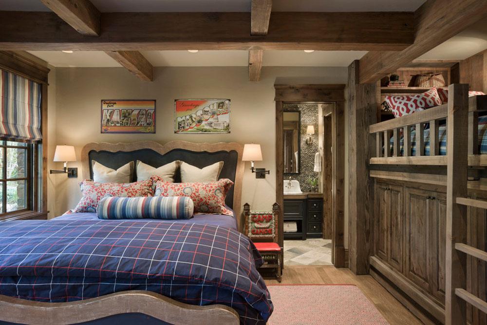 Rustik-sovrum-design-idéer-som-utstrålar komfort-7 Rustika sovrum-design-idéer som utstrålar komfort