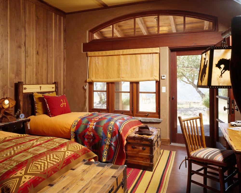 Rustik-sovrum-design-idéer-som-utstrålar-komfort-1 Rustik-sovrum-design-idéer-som utstrålar komfort