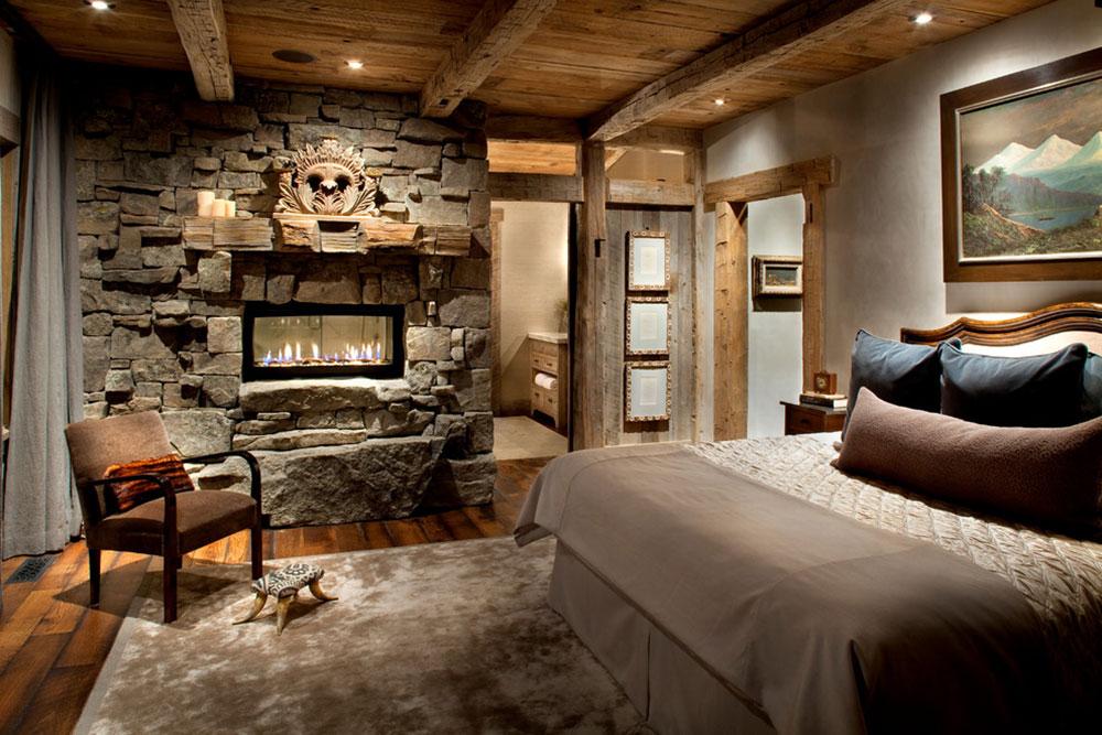 Rustik-sovrum-design-idéer-som-utstrålar komfort-15 Rustika sovrum-design-idéer som utstrålar komfort