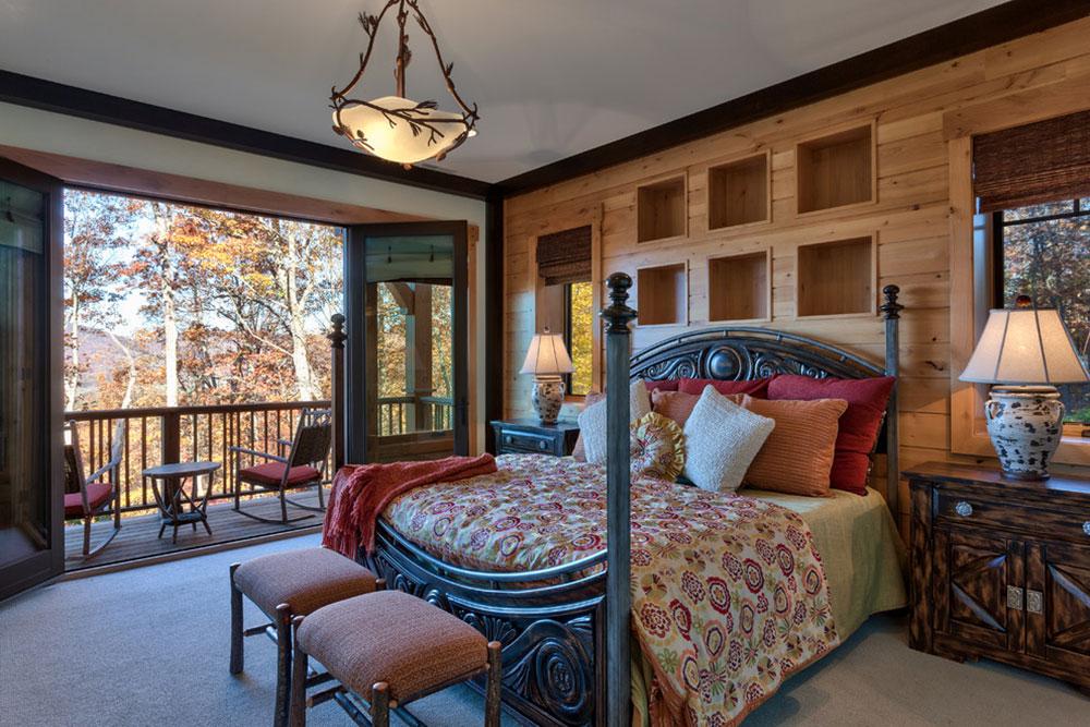 Rustik-sovrum-design-idéer-som-utstrålar komfort-12 Rustik-sovrum-design-idéer som utstrålar komfort
