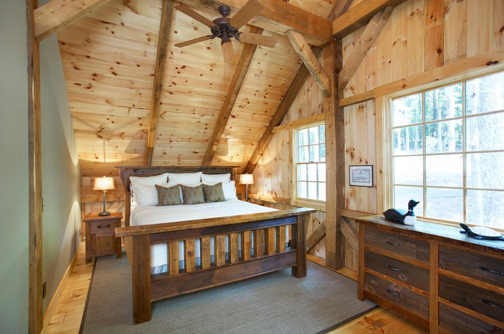 Rustik-sovrum-design-idéer-som-utstrålar komfort-11 Rustika sovrum-design-idéer som utstrålar komfort