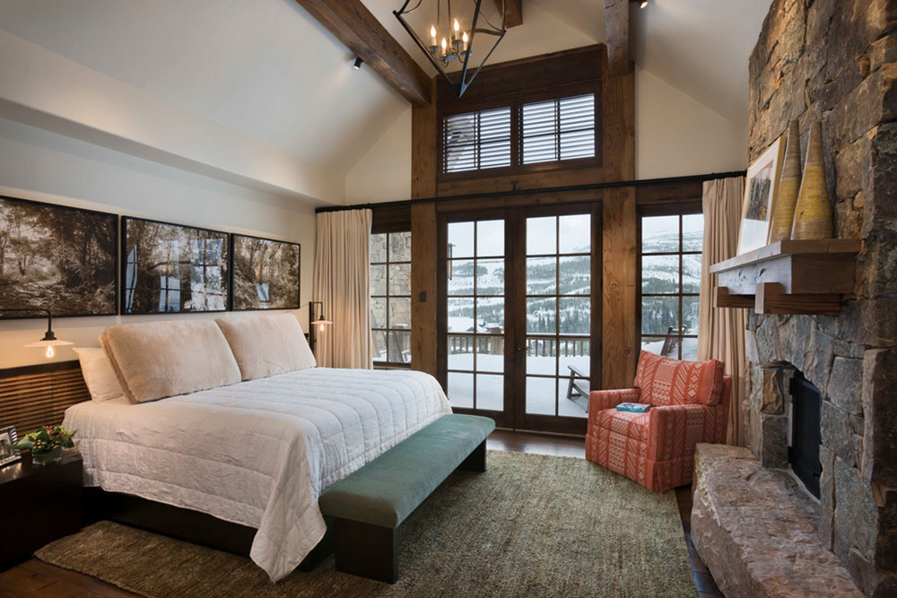 Rustik-sovrum-design-idéer-som-utstrålar-komfort-3 Rustik-sovrum-design-idéer-som-utstrålar komfort